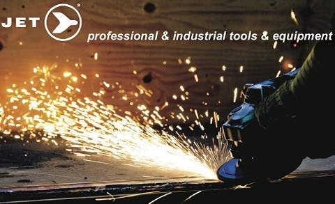 Jet professional and industrial tooks and equipment available at Red-L Distributors Alberta