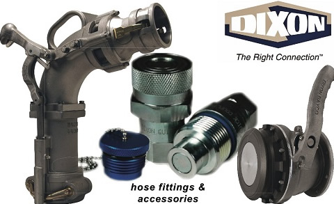 DIXON hoses and fittings available at Red-L Distributors Alberta